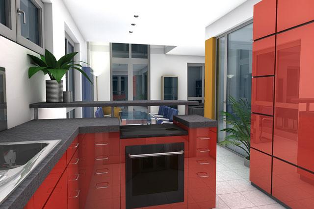 kitchen color theme