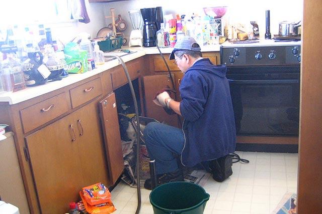 Home refurb plumbing