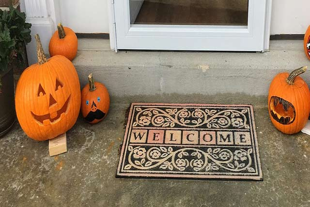 Entice With a Welcome Mat