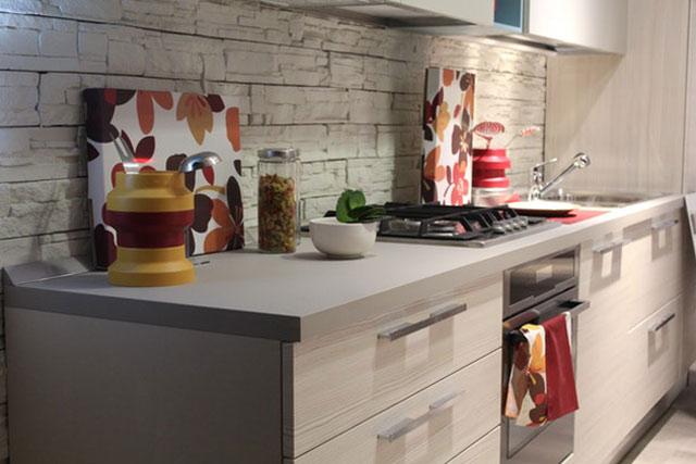 Tiny Kitchen for tiny home