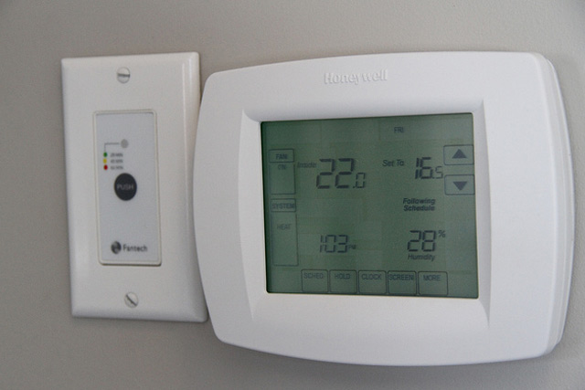 Change Your Thermostat