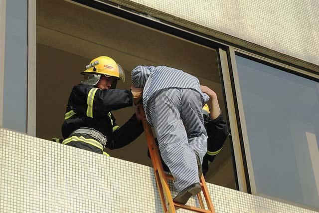 Fire safety Saving Lives