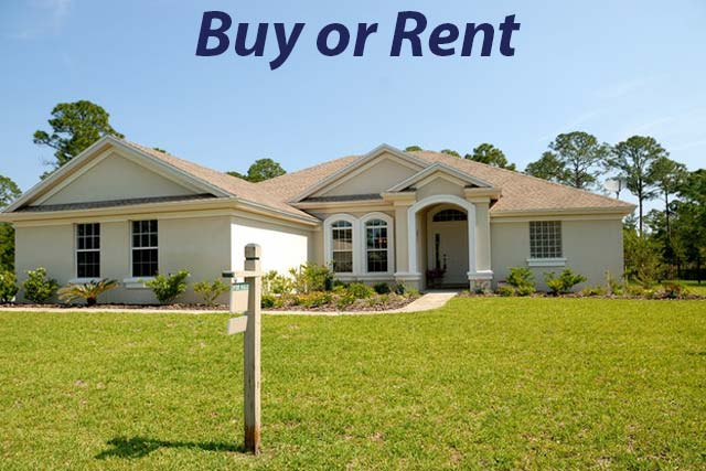 Is It Cheaper Buy or Rent Houses in Dallas, TX