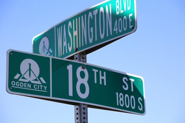 The Street Name