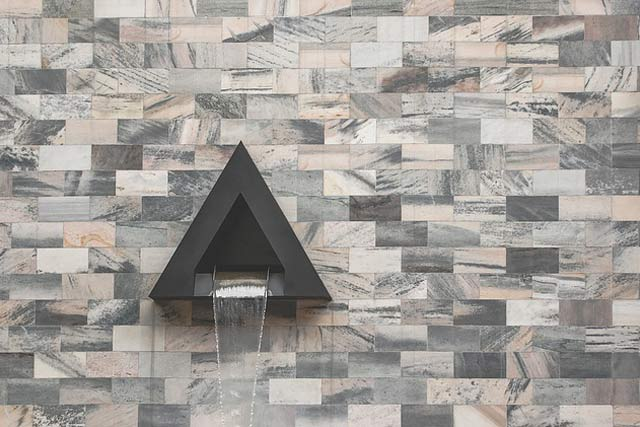 Indoor Wall Fountain Don't Occupy Space