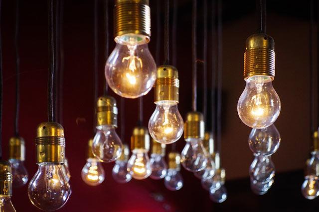 change light bulbs