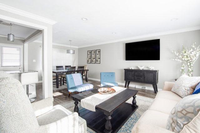 Living Room Furniture: