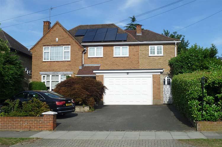 modern roofing ideas