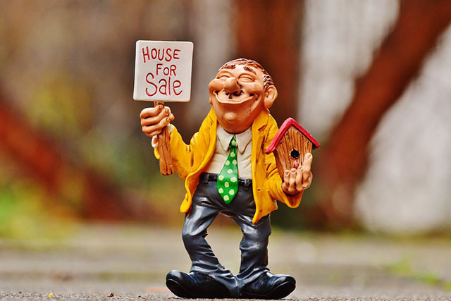 Home Selling-Agent