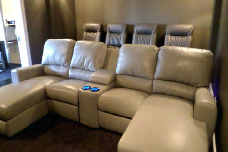 How to Get the Perfect Home Theater Sectional Seating