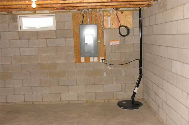 install sump pump systems properly